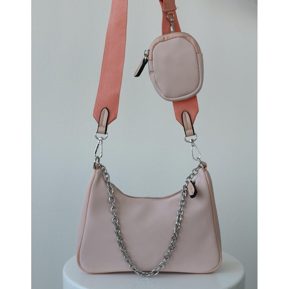 Satchel Soft Pink
